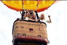 Prémiový let balónem / Balónový let v komorní atmosféře s maximálně 4 pasažéry a pilotem v koši. Lokality: Brno, Praha, Olomouc, Bouzov, Pálava