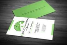 Portfolio - Business Cards