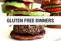 GLUTEN FREE DINNERS / Gluten free and allergy friendly dinners