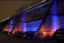 SPOT ON lichtontwerp / (architectural) lighting design projects by Paulo van Cuijck