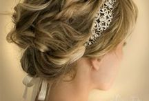 Beauty - Hair / Hair ideas and inspiration for glamour portrait photography shooting