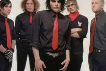 My Chemical Romance / I'll follow you into the dark Always had and always will love this guys