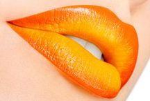 Makep up   Lips / Collection of images of makeup for the lips. My favorite colors! Raccolta di immagini di makeup per le labbra. I Miei colori preferiti!