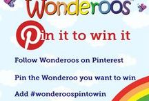 Wonderoos Pin it to win it 2014