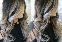 < Hair styles & colors >