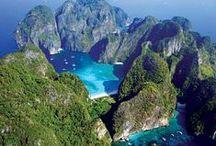 < Amazing places >