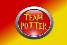 POTTER FACTS / Harry Potter / by Deborah Thomas