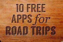 Roadtrip Tech Tips & Apps We <3