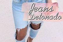 Jeans Detonado | Ripped Denim / http://caroldoria.com/2016/04/como-usar-jeans-detonado/