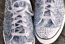 Its All About Glitter / We Love Glitter! In pink, gold, black, silver, rosé or mint.. spread glitter, share glitter, love glitter, decorate with glitter, make-up with glitter, fashion with glitter