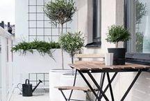 Outdoor Living Inspirations / Balcony, terrasse, lounge, chill out lounge, chill out terrasse, garden