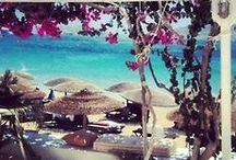 Ibiza Inspirations / Travel, Spain, Beach, Beach Party, Beach Location, Island, Hippie, Boho, Boho Chic, Island Street Style, Island Fashion, Twenty Violets, Hippanema, Sand, Colours, DJ, Music,