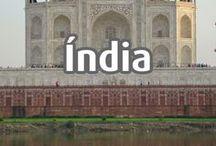 Índia / Dicas de viagem e pins sobre a Índia