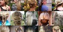 Hair style, care