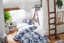 Bedroom Inspo / Ideas for my dream bedroom