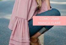 Manga Flare | Flare Sleeve / http://caroldoria.com/2017/07/como-usar-manga-flare/