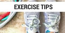 Exercise Tips and Resources