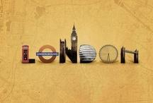 I love : L.O.N.D.O.N