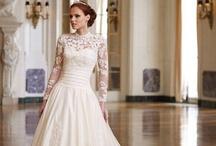Šaty dělají člověka / Nebyly by to ženy, kdyby netoužily po těch nejkrásnějších svatebních šatech. Ale které vybrat? Tady máte malou inspiraci