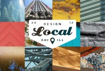 Design Local Chicago / TEAM CHICAGO sketched coordinating patterns that capture the contrasts of chic elegance and edgy grit that give the Windy City its unique sense of place. Bringing together layers of varying colors that, when dissected, create clean lines and sophisticated coordinating patterns. www.manningtondesignlocal.com
