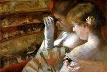 Mary Stevenson Cassatt / by Andrew Yang