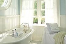 Shabby & Cottage: Bathrooms