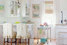 Shabby & Cottage: Kitchens