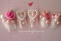 Nail art: Designs  / Nail art i like and some beautiful nails colors