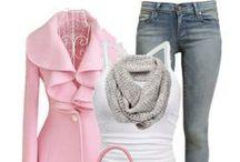 Fashion addict / Beautiful fashion sets