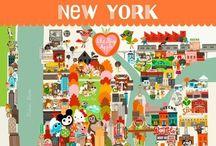 NYC! / by Rachel Mayorga