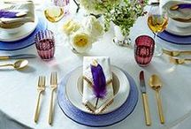 Tablescapes / Great ideas for seasonal and everyday table decorations / by The Inn At Defiance