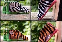 Nasze kapcie w pełnej krasie :-) / A jeszcze więcej kapci i obuwia znajdziecie na www.SlippersFamily.com