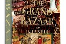 The Grand Moorish Bazaar / Overwhelm your senses in the Grand Bazaars of Istanbul, Marrakech, Egypt, India. Breathe in the crowded lanes with their kaleidoscope of exotic goods, colours, sounds and tastes.
