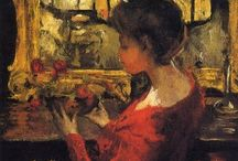 Charles W Hawthorne.Hermans / July 30 2014 February 11 2015 / by Andrew Yang