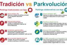 wesmartPark #parkvolucion / La Parkvolución empieza contigo wesmartPark ofrece a la sociedad la tecnología para que personas como tu puedan aparcar al mejor precio del mercado, a la vez que las personas que comparten su plaza, ganen dinero cuando no la usan. Compartiendo todos ganamos, por eso la Parkvolución empieza contigo, ¡haz que la rueda gire!