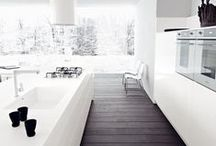 Stunning Kitchens / Cutting edge kitchen design that is beautiful to look at.