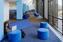 Education | Choices That Work / Mannington Commercial's is committed to designing products that enhance the beauty of classrooms, public spaces, study areas, recreational buildings and dormitories, while bringing the high performance and low maintenance necessary to keep facilities at peak performance. These are Choices that Work.