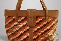 Handicraft Bag Designs / #handicraft #bag #naturalfiber #design