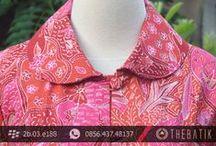 Baju Batik Clothing / #bajubatik #indonesianbatik #batikclothing #batikshirt #uniquebatik #antikbatik