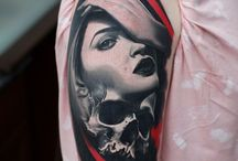Tattoo work portfolio