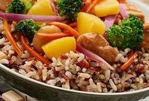 Multi-Grain Medley / Delicious recipes using Minute Multi-Grain Medley, a blend of four popular gluten free 100% whole grains including Brown Rice, Thai Red Rice, Wild Rice, and Quinoa.  / by Minute Rice
