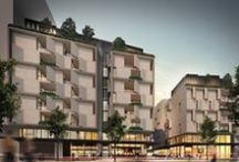Multi Dwellings Apartments / Multi-storey residential apartments