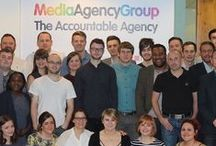 Life at Media Agency Group / Behind the scenes at Media Agency Group