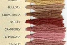 Gaywool Dyes