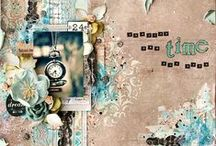 Scrapbooking Layouts / For scrapbooking layout ideas