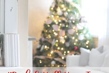 HOLIDAYS | CHRISTMASTIME IS HERE / All things Merry & Bright!