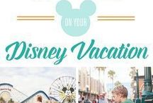 Disney Trip Planning / Tips, tricks, secrets, and ideas for planning a magical Disney vacation that your family will never forget!