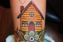 Tattoo Parlor / by Irene Buckbee