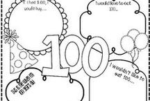 100th day of school / by Mona Litterell