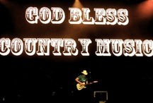 Country Music / Love country music! / by Jennifer Spaulding